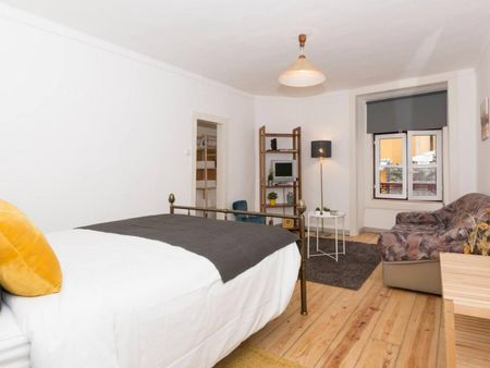 Amazing 1-bedroom apartment close to Intendente metro station