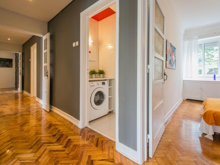 Charming double bedroom next to Nova IMS