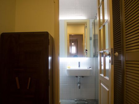 Nice and well-equipped 2-Bedroom apartment with a backyard, in São Sebastião
