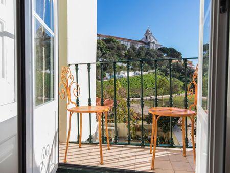 Appealing flat in Graça