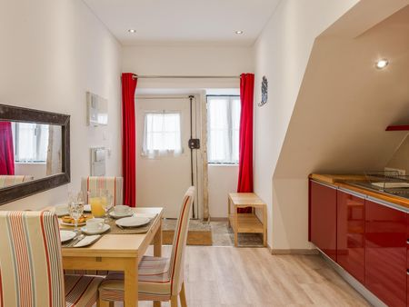 Pleasant 1 bedroom apartment in Príncipe Real