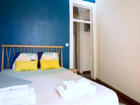 Cool 3-bedroom apartment near Universidade Autónoma de Lisboa