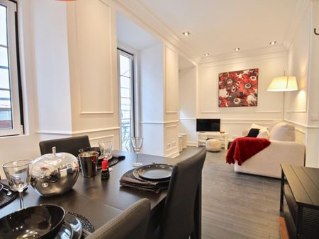 Luxurious 2-bedroom flat in Santos