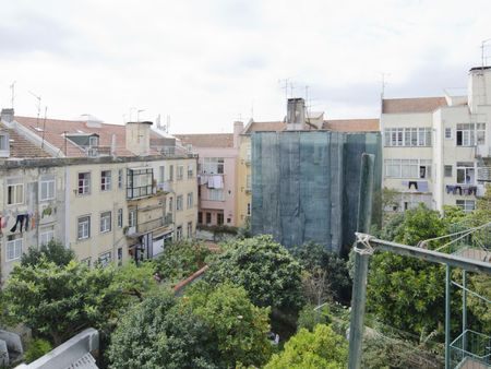 Lovely 2-bedroom flat close to Instituto Superior de Agronomia