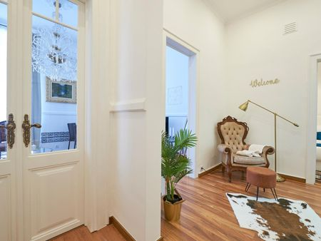 Cozy 3-bedroom apartment near Praça do Comércio