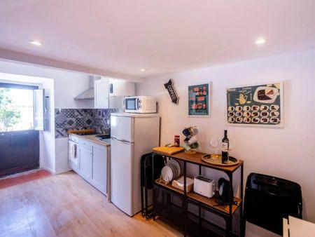 Charming 1 bedroom apartment in Santa Apolónia