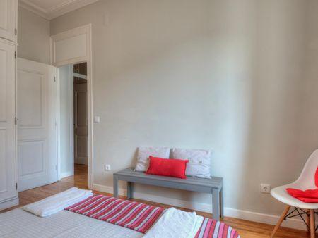 Un piso de 5 habitaciones
