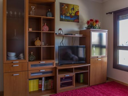 Comfortable 2-bedroom, 3 beds flat in Bela Vista