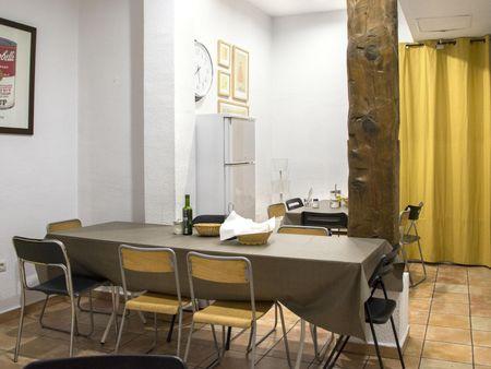 High-quality single bedroom near Universidad Pontificia Comillas ICAI-ICADE