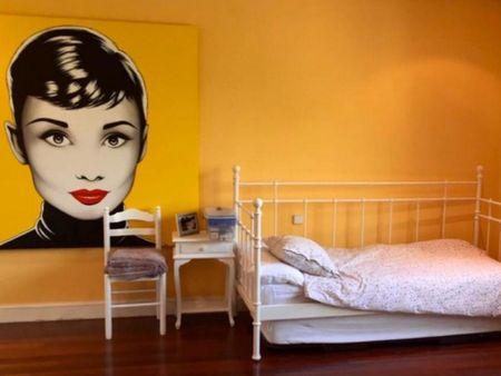 Single bedroom in a 4-bedroom apartment near Duque de Pastrana metro station