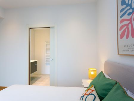 Cool 3-bedroom apartment near Arc de Triomf metro station