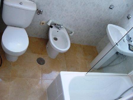 Cosy single bedroom in La Latina