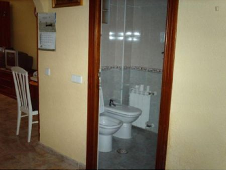 Pleasant single bedroom in San Sebastián de los Reyes