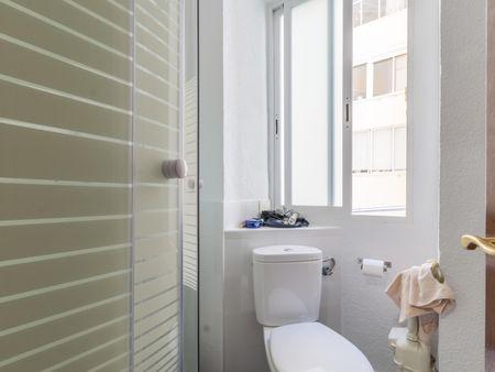 Cosy single bedroom in a 5-bedroom apartment near the Universidad Politécnica de Madrid