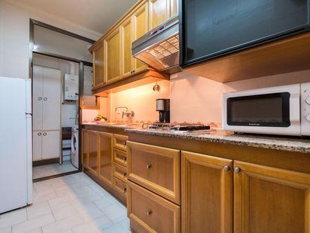 Very stylish 2-bedroom apartment in El Baix Guinardó