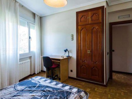 Single bedroom near Ciudad Universitaria