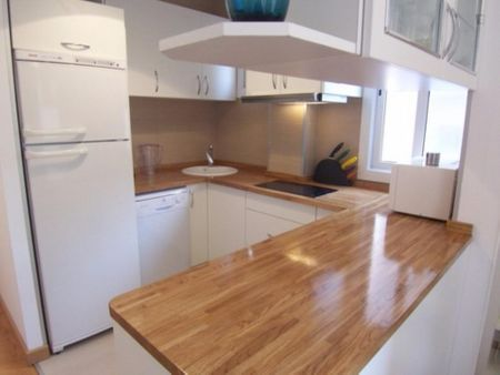 Delightful 1-bedroom apartment in vibrant La Barceloneta