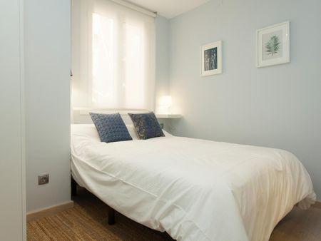 Nice 1-bedroom apartment near Joanic metro station