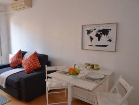 Amazing two-bedrooms apartment in El Carmel