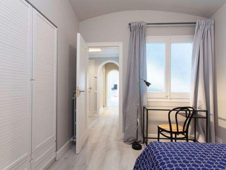 Delightful 2-bedroom apartment in Sarrià