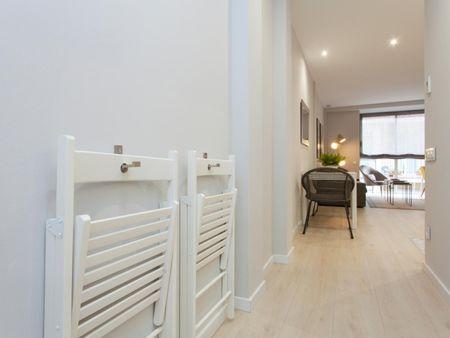 Modern 2 bedrooms apartment in El Putxet