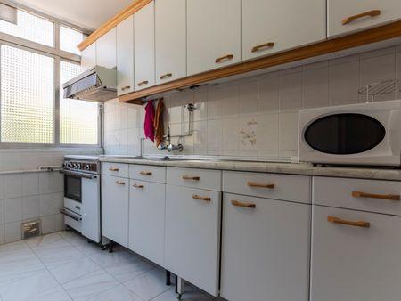 Warm and cosy single bedroom near the Manoteras metro