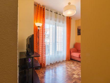 Charming single bedroom near Universidad de Alcalá