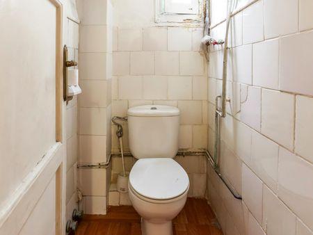 Cosy single bedroom near to Moncloa metro station