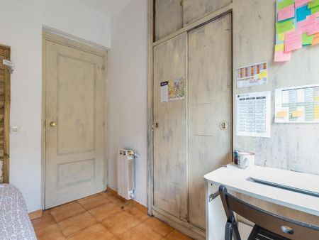 Welcoming single bedroom in well-connected El Viso