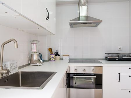 Admirable 3-bedroom apartment close to Plaza España