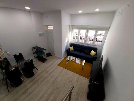 1-Bedroom apartment near Barrio del Pilar metro station
