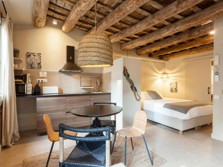 Cool loft in the city center