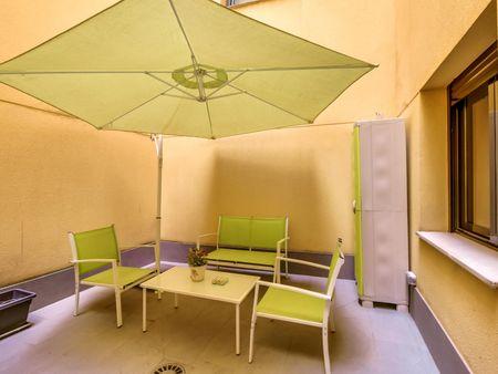 Good-looking 1-bedroom flat in La Sagrera