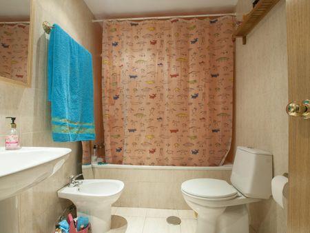 Cute single bedroom in a 3-bedroom apartment close to UC3M - Campus de Getafe