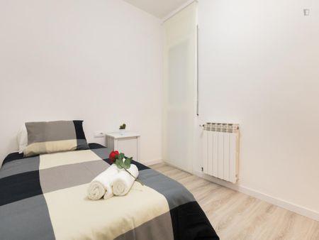 Super cool 4-bedroom apartment in Sant Antoni