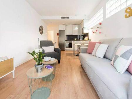 Amazing 1-bedroom apartment close to Universidad Antonio de Nebrija