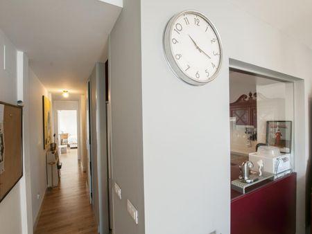 Nice and welcoming 1-bedroom apartment in Fuente del Berro