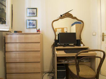Single Bedroom near Parque del Retiro