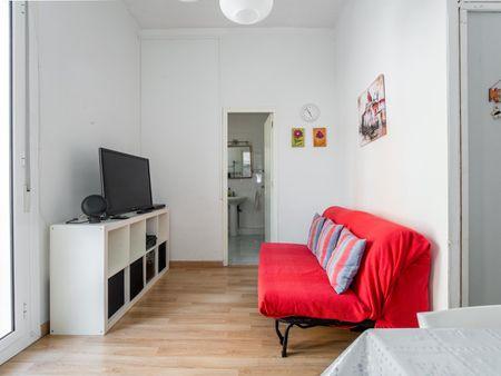 Beautiful single bedroom in L'Hospitalet de Llobregat,