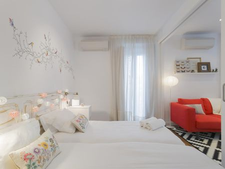 Charismatic 2-bedroom apartment in Chueca