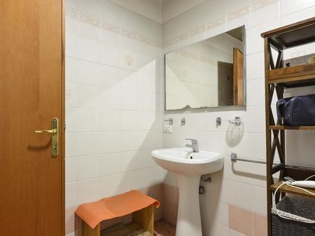 Nice double bedroom in Portuense neighbourhood