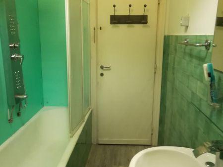 Double bedroom in a 3-bedroom apartment near Baldo degli Ubaldi metro station