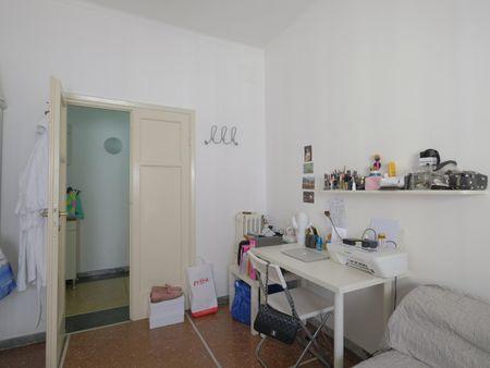 Nice single bedroom near Re di Roma metro station