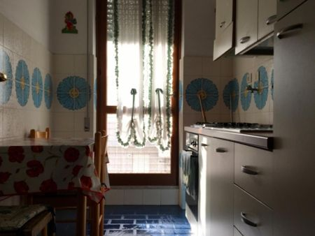 Lovely 2-bedroom apartment in Ostia