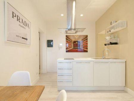 Posh 1-bedroom flat in Porta Nuova