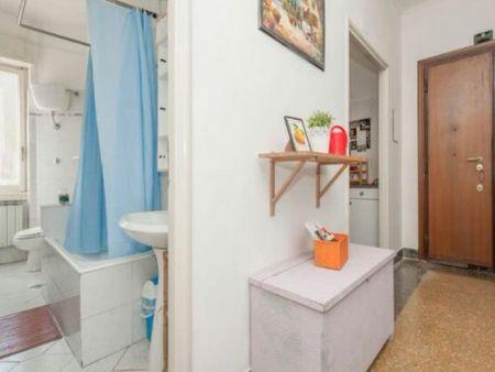 Double bedroom close to Università La Sapienza