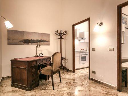 Super elegant 1-bedroom flat in Policlinico