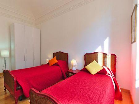 Delightful 3-bedroom apartment near the Vatican City