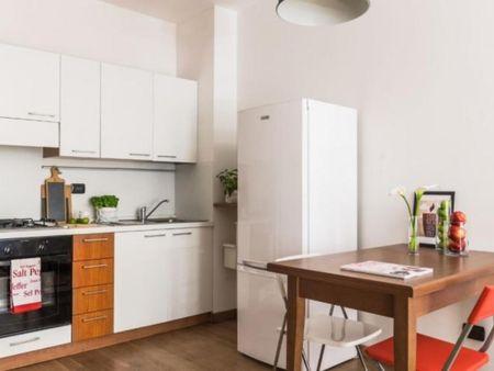 Cool 1-bedroom flat in Navigli