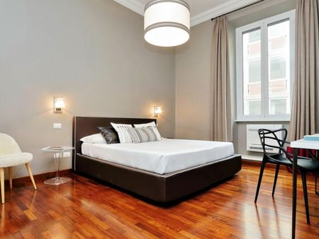 Graceful 1-bedroom flat in Monti